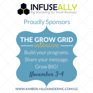 The Grow Grid Intensive