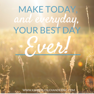 Your-best-day-ever