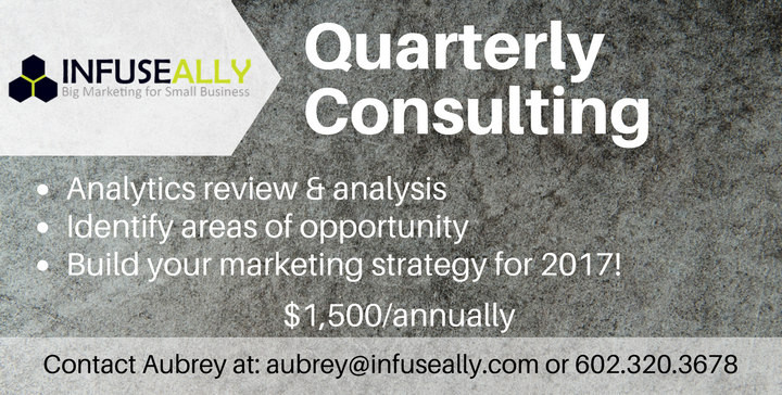 INFUSEALLY Quarterly Consulting