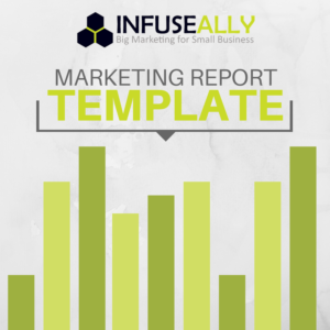 Free marketing report template